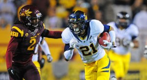 NCAA Football: California at Arizona State